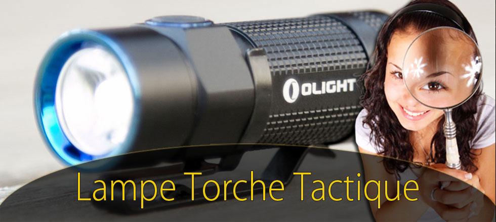 Lampe Torche Tactique
